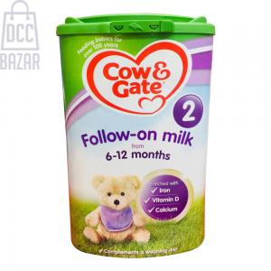 Cow & Gate 2 Follow On Milk - (6-12) months 800gm