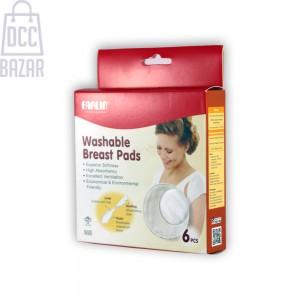 Farlin Washable Breast Pad (6pcs)