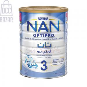 Nestle NAN 3 Optipro Follow Up Formula With (1-3 years) - 800gm
