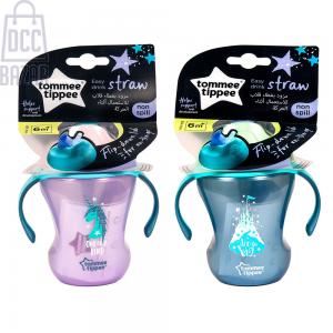 Tommee Tippee Easy Drink Straw Cup 230ml 6M+